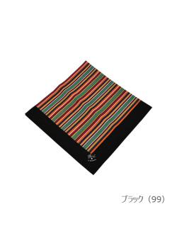 イルビゾンテ【バンダナ 411671】ブラック