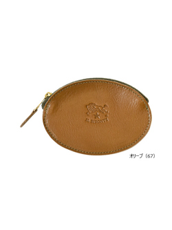 イルビゾンテ【コインケース 410069】オリーブ