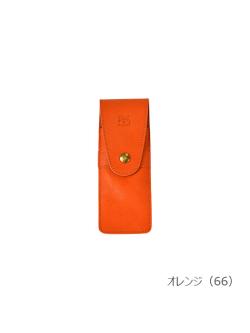 イルビゾンテ【ペンケース              411235】オレンジ