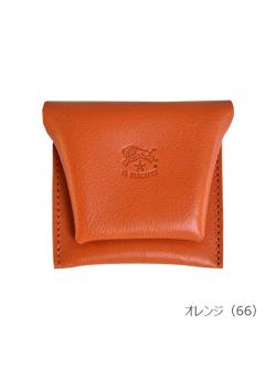イルビゾンテ【コインケース 412225】オレンジ