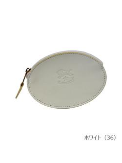 イルビゾンテ【コインケース 410069】ホワイト