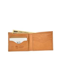 IL BISONTE イルビゾンテ【折財布 411744】お札&カードケース